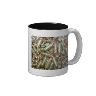 9mm ammo Ammunition Mugs