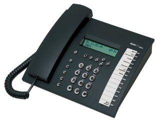 Tiptel 192 plus anthrazit, ISDN Komfort Telefon mit Elektronik