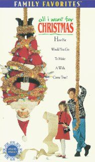 All I Want for Christmas [VHS]: Harley Jane Kozak, Jamey Sheridan, Ethan Embry, Kevin Nealon, Thora Birch, Andrea Martin, Lauren Bacall, Amy Oberer, Ren�e Taylor, Leslie Nielsen, Felicity LaFortune, Camille Saviola, Robbie Greenberg, Robert Lieberman, Mary