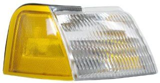 OE Replacement Ford Thunderbird/Mercury Cougar Passenger Side Parklight Assembly (Partslink Number FO2521111): Automotive