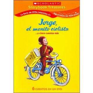 Scholastic Storybook Treasures: Jorge, El Monito CiclistaY Cinco Cuentos Mas: Movies