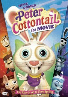 Here Comes Peter Cottontail: The Movie: Christopher Lloyd, Roger Moore, Molly Shannon, Tom Kenny, Miranda Cosgrove, Kenan Thompson, Greg Berg, David Koechner, Dee Bradley Baker, Terri Douglas, Niecy Nash, Jill Talley, Mona Marshall: Movies & TV