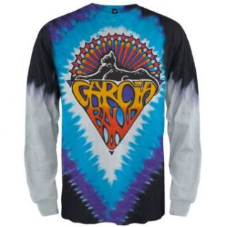 Jerry Garcia Band   Mens Cat Tie Dye Long Sleeve   Large Multicolored Clothing