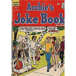 Archie's Joke Book (1953 series) #126 Archie Comics Books