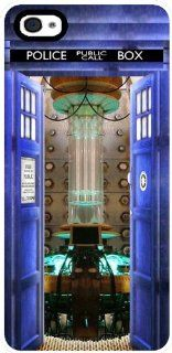 Iphone 5 Hard Case White, Tardis Doctor Open Door Who Designer Iphone 5s Cover, Apple Iphone 5 Cover, Made in the U.S.A. 43: Cell Phones & Accessories
