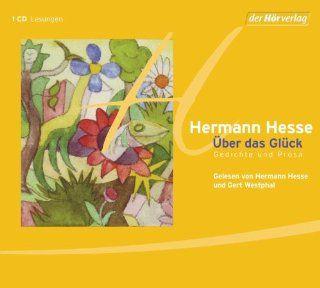�œber das Gl�ck: Gedichte und Prosa: Hermann Hesse: 9783867172967: Books