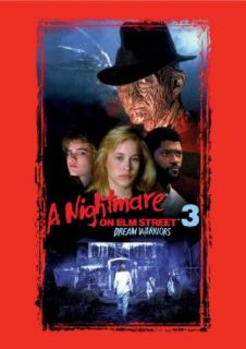 Nightmare on Elm Street 3: Dream Warriors: Heather Langenkamp, Patricia Arquette, Laurence Fishburne, Priscilla Pointer:  Instant Video