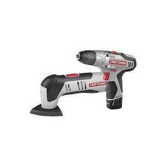 Craftsman 30287 Drill /Driver & Multi tool Combo Kit   Power Tool Combo Packs