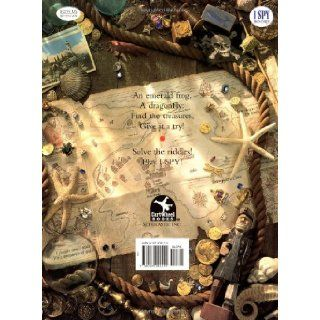 I Spy Treasure Hunt A Book of Picture Riddles Jean Marzollo, Walter Wick 9780439042444 Books