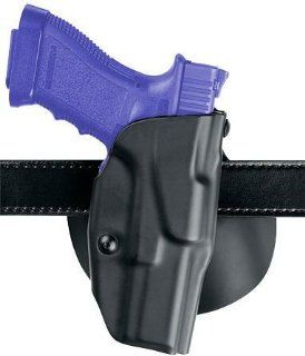 Safariland 6378 ALS Paddle Holster   STX FDE Brown, Right Hand 6378 283 551  Gun Holsters  Sports & Outdoors