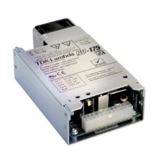 Linear and Switching Power Supplies 175W 5V/25A, 15V/5A,  15V/1A Industrial & Scientific