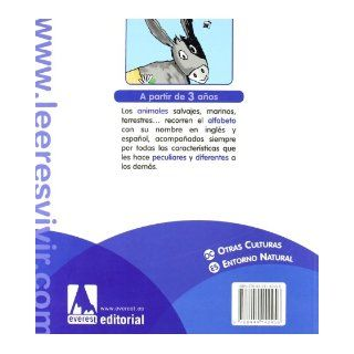 Animales de la A a la Z / Animals From A To Z (Spanish Edition): Joao Coutinhas, Pedro Pinto: 9788444142456: Books