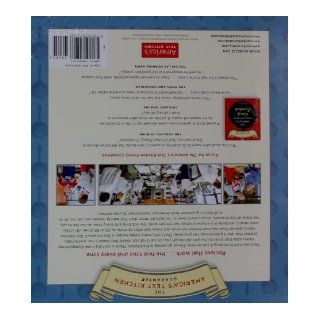 The America's Test Kitchen Family Baking Book: America's Test Kitchen: 9781933615226: Books