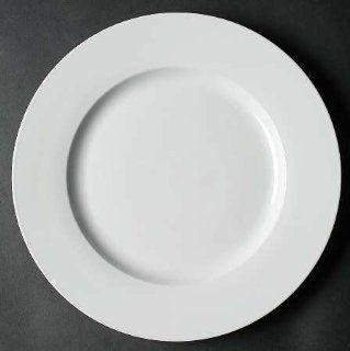 Pier 1 Luminous White Dinner Plate, Fine China Dinnerware Kitchen & Dining