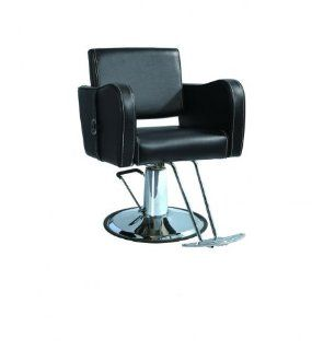 New Black Modern Hydraulic Barber Chair Styling Salon Beauty Spa Supplier 8850 : Beauty Products : Beauty