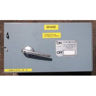 General Electric THFP Panelboard Unit CAT# THFP324 200A 240V Electronic Components Industrial & Scientific