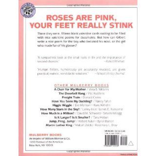 Roses Are Pink, Your Feet Really Stink: Diane deGroat: 9780688152208: Books