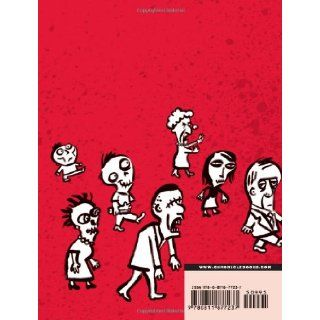 Ten Little Zombies A Love Story Andy Rash 9780811877237 Books