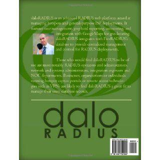 daloRADIUS User Guide (Volume 1) Liran Tal 9781463752194 Books