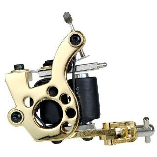 HOT CUT BACK LINER * Custom GOLD Tattoo Machine H11: Health & Personal Care