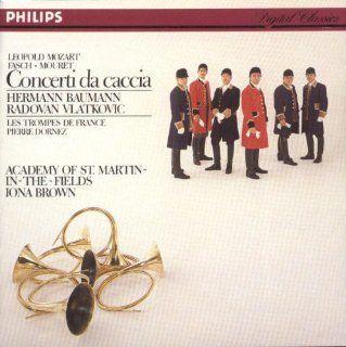 Leopold Mozart  Concerti Da Caccia Music