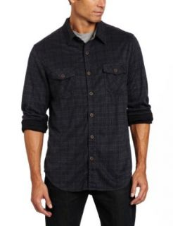 True Grit Men's Crossroads Classic Plaid 2 Pocket Shirt, Blue, X Large at  Men�s Clothing store
