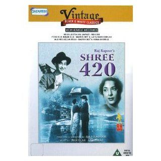 Shree 420: Raj Kapoor, Nargis, Nadira, Yashraj Films: Movies & TV