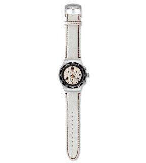 Swatch Irony Chrono Clean Vision Mens Watch YOS438 at  Men's Watch store.