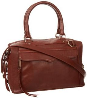 Rebecca Minkoff MAB Mini Satchel Bag,Almond,One Size: Shoes