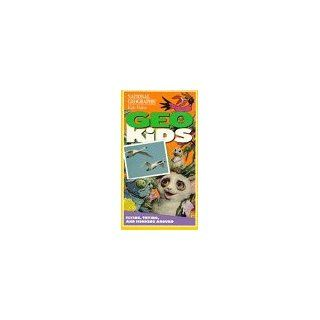 National Geographic GeoKids   Flying, Trying, and Honking Around [VHS] Geo Kids Movies & TV