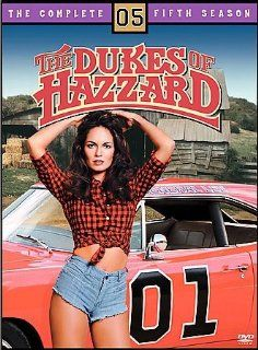 Dukes Of Hazzard Complete 5Th Season (Dvd/8 Disc/P&S 1.33/Eng Fr Sp Sub)  Other Products