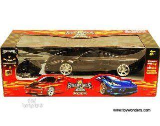 11180 1 Badd Ride   R/c 7f Sallen & Cuda 426 Hemi (118, Asstd.) 11180 Diecast Car Model Auto Vehicle Automobile Metal Iron Toy Toys & Games