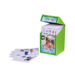 Spanish Step Up Flash Cards Kit for Teachers   Palabras e imagenes   Espa�ol para ni�os: Toys & Games
