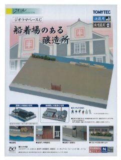 Diorama Base C Funatsukiba no aru Jyozoujyo: Toys & Games
