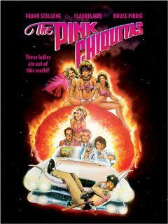 The Pink Chiquitas [Region 2]: Bob Aaron, Nicholas Campbell, Elizabeth Edwards, Karen Kennedy, Eartha Kitt, Don Lake, Bruce Pirrie, David Rigby, McKinlay Robinson, T.J. Scott, Heather Smith, Claudia Udy, Danny Addario, Michael O'Farrell, Frank Stallone