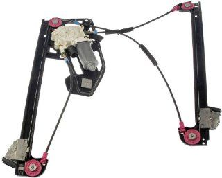 Dorman 741 482 Front Driver Side Replacement Power Window Regulator with Motor for BMW 7 Series: Automotive