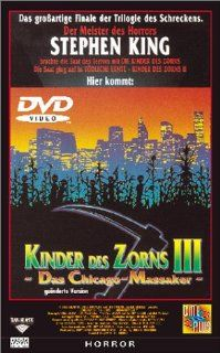 Children of the Corn III: Daniel Cerny, Ron Melendez, Jim Metzler, Nancy Lee Grahn, Jon Clair, Mari Morrow, Michael Ensign, Duke Stroud, Rif Hutton, Garvin Funches, Johnny Legend, Gina St. John, James D.R. Hickox, Anthony Hickox, Brad Southwick, Donald Pau