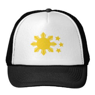 Philippine Flag   Proud to be Pinoy! Trucker Hats