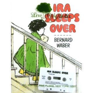 Ira Sleeps Over [With Paperback Book] Bernard Waber, Larry Robinson 9780941078344 Books