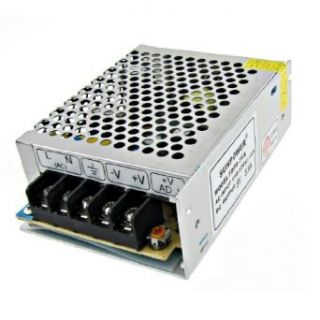 AC 110V/220V to DC 5V 5.5A 27W Switching Power Supply Converter for LED Strip Light Electronics