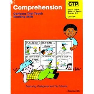 Comprehension Cartoons That Teach Reading Skills (Upper Grade Reading Series, Grades 4 6): Charles Klasky, Bron Smith: Books