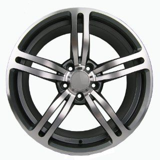 """19"""" BMW M6 STYLE STAGGERED WHEELS RIMS FOR BMW 525, 528, 530, 535, 540, 545: Automotive"""
