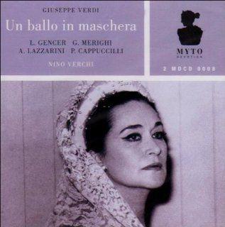 Giuseppe Verdi Un Ballo in Maschera Music