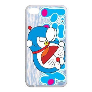 Anime Doraemon Apple iphone 4/4s Waterproof TPU Back Cases: Cell Phones & Accessories