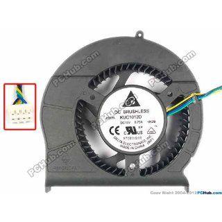 HP TOUCHSMART 520 PC 520 1030 CPU COOLING FAN MODEL# KUC1012D: Computers & Accessories