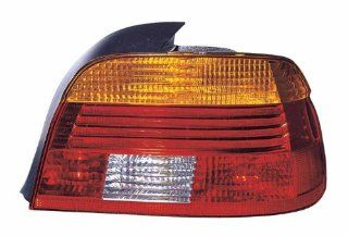 Depo 344 1908R US BMW 525 Passenger Side Tail Lamp Lens and Housing Automotive
