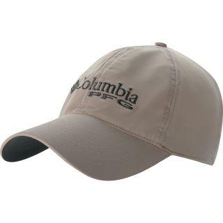 COLUMBIA Mens Coolhead Ball Cap III, Fossil