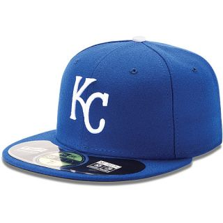 NEW ERA Mens Kansas City Royals Authentic Collection Game 59FIFTY Fitted Cap