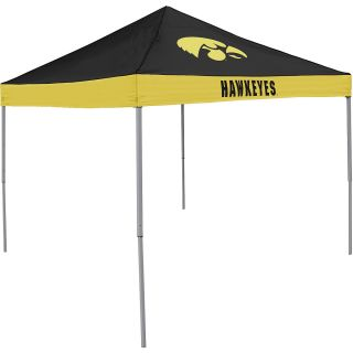 Logo Chair Iowa Hawkeyes Economy Tent (155 39E)