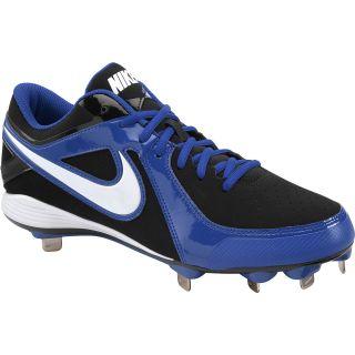 quality design 0932f dae84 ... NIKE Mens MVP Strike Low Metal Baseball Cleats Size 10, Blackroyal white ...